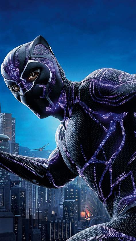 Wallpaper Black Panther, Chadwick Boseman, 5k, Movies #17499