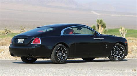 drive  rolls royce wraith black badge