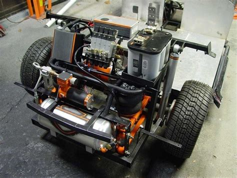 Motor Electric Auto by What Does An Electric Car Motor Look Like Quora