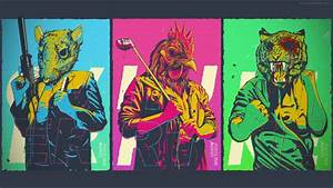 Hotline Miami Wallpaper HD 63 Images