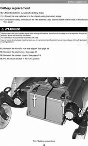 Step By Step Permobil M300 Wiring Diagram Connections