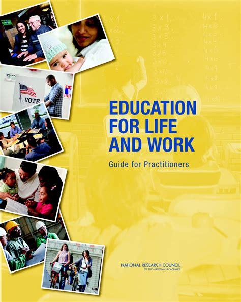 education  life  work