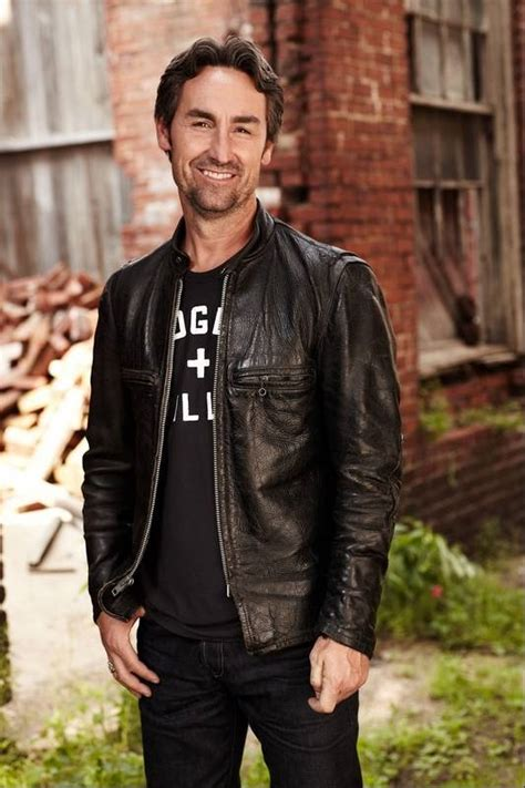mike wolf american pickers inspires to see treasure not trash