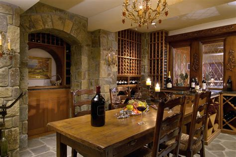french wine cellar traditional wine cellar