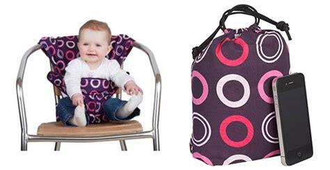 chaise nomade chaise nomade bébé laquelle choisir