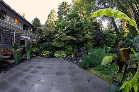 north vancouver landscape design  kilmer  view