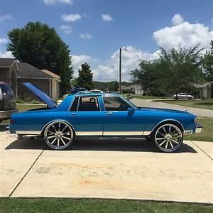 Blue 86 Caprice