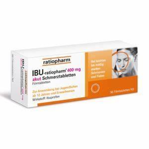 Ibu Berechnen : ibu ratiopharm 400 mg akut schmerztabletten docmorris ~ Themetempest.com Abrechnung