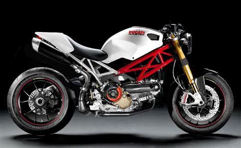 Modification Ducati by Ducati White Bodykit Modification