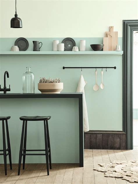cuisine verte 3 nuances de la plus 224 la plus sombre joli place