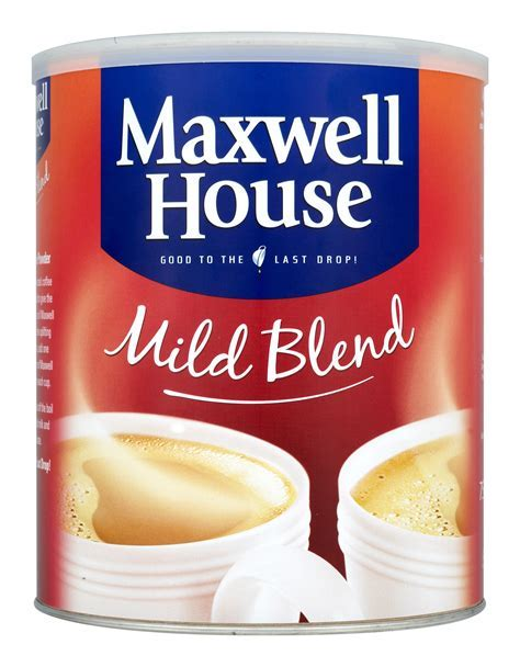 Maxwell House Mild Blend Coffee   750g   Grocery   Topline.ie