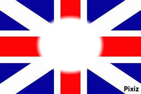 montage photo drapeau anglais pixiz