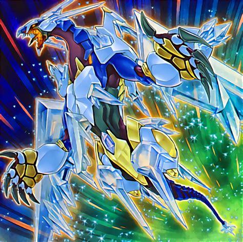 Crystal Wing Synchro Dragon Yu Gi Oh Tcgocg Card