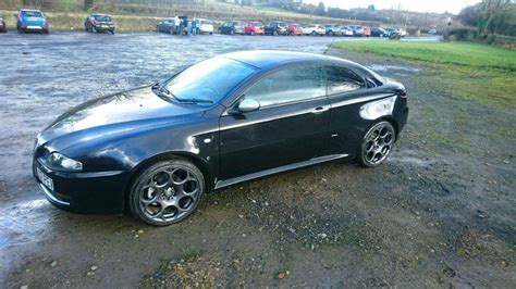 alfa romeo gt blackline  newcastle tyne  wear