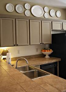 best 25 above cabinets ideas on pinterest above kitchen With what kind of paint to use on kitchen cabinets for license plate wall art
