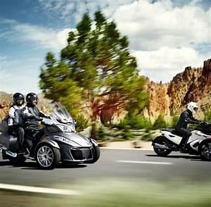 Motorrad Mit 3 Räder : can am spyder so cool kann ein motorrad mit drei r dern ~ Jslefanu.com Haus und Dekorationen