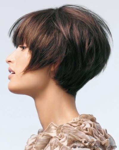 peinados  tendencias de moda cortes de pelo mediano