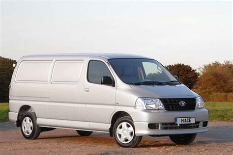 Toyota Hiace Picture by Toyota Hiace 2007 Review Honest