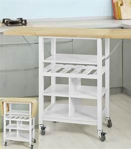 Top 16 des meubles multifonctions gain de place pour toute for Plan de travail cuisine rabattable