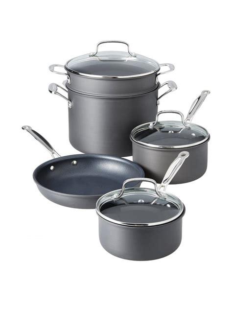 hot  cuisinart cookware set  sale  mint arrow