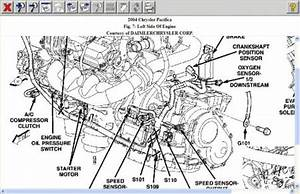 2004 chrysler pacifica engine diagram With chrysler pacifica engine diagram 2004 chrysler pacifica engine diagram