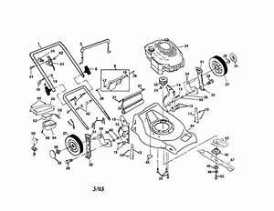 29 Craftsman Mower Model 917 Diagram
