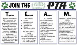 Join the PTA Membership Form