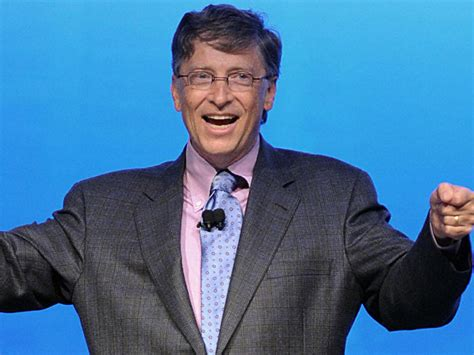 Bill Gates Spotted in Cheering Crowd at Windows 8 Launch ...