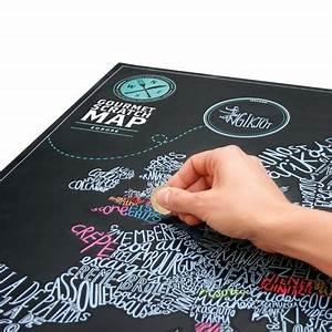 Carte Du Monde Design : luckies des cadeaux gratter mais pas que blog absolument design ~ Teatrodelosmanantiales.com Idées de Décoration