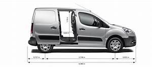 Dimensions Peugeot Partner : peugeot partner photos informations articles ~ Medecine-chirurgie-esthetiques.com Avis de Voitures