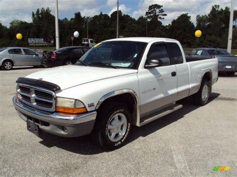 1997 Bright White Dodge Dakota Slt Extended Cab 28461998