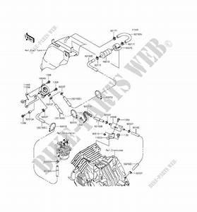 Kawasaki Mule 610 Fuel Filter Location