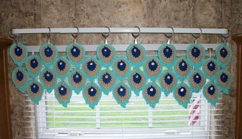 Very Fashionable Turquoise Kitchen Curtains   Dearmotorist.com