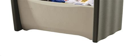 Rubbermaid Patio Storage Bench 3764 by E Kurashi Rakuten Global Market Rubbermaid Rubbermaid