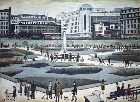 Five Must-see Works By Ls Lowry