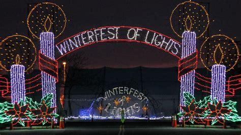 festival of lights ocean city md holiday light displays visit maryland