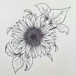 Idea x girasole tattoo | Passione: tatuaggi! | Pinterest ...