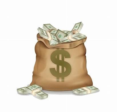 Money Dollar Bag Bank Pocketbook Freepngimg Hq