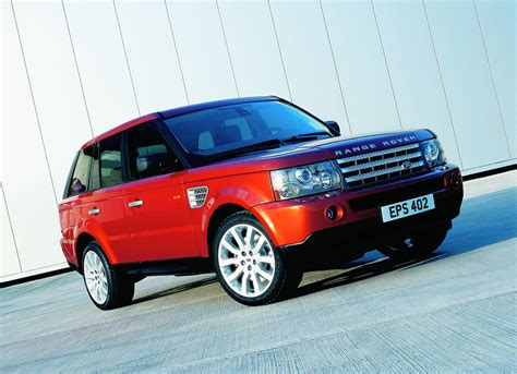 Range Rover Sport Review (20052013