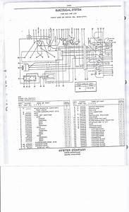 Electric Forklift Wiring Schematic