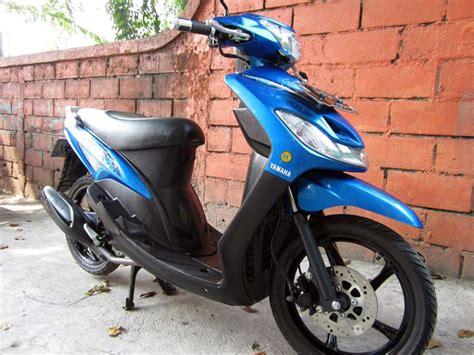 Mio Warna Biru by Yamaha Mio Cw Biru Kinclong Jual Motor Yamaha Mio