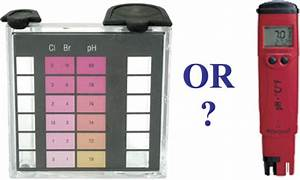 Pool Water Test Color Chart Know Your Test Kit And It 39 S Limitations Another