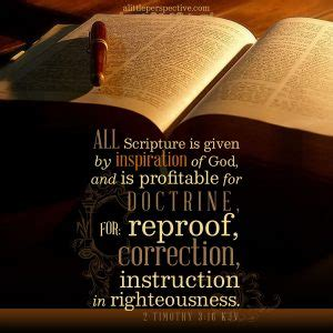 timothy   profitable scriptures
