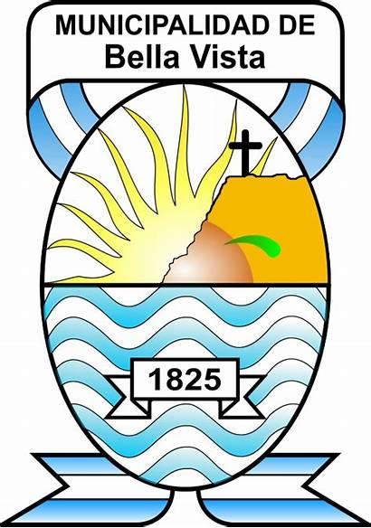 Bella Escudo Vista Argentina Corrientes Svg Municipalidad