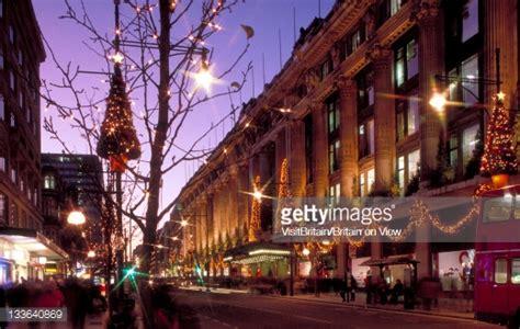 selfridges christmas decorations oxford street london