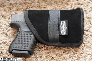 ARMSLIST - For Sale: Glock 26 Gen 4 with holster