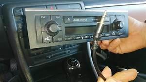 C U00f3mo Instalar Un Cable Aux En Audi A4 B6 Audi Concert