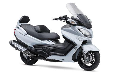 Suzuki Burgman 650 by Suzuki Burgman 650 2017 Moto1pro