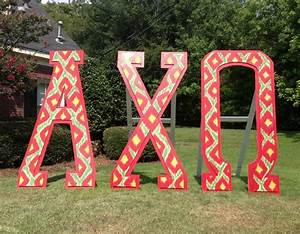 1000 images about alpha chi omega on pinterest chi With axo wooden letters