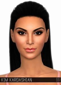 Simpliciaty: KIM KARDASHIAN • Sims 4 Downloads